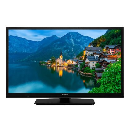 "TV LED HOTEL 24"" HITACHI"